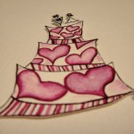 Cutsey Cake design